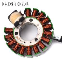 Motorcycle Stator Coils For Yamaha 5DS-85510-00 5DS-H5510-00 YP 125 125E 125R 150 180 DT150 Magneto Generator Moped Ignition