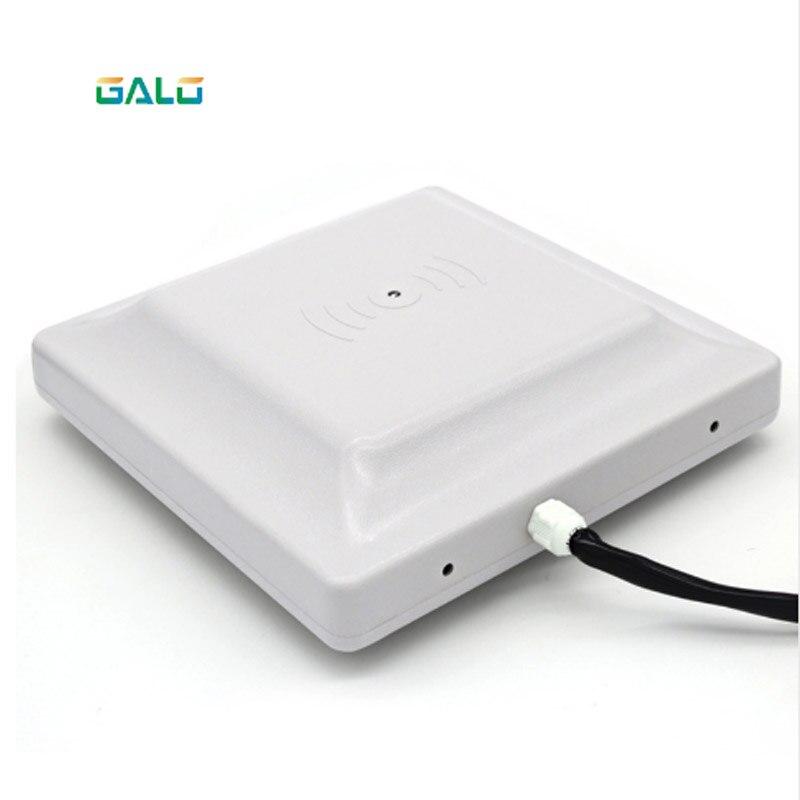 RFID ID Contactless Sensitivity Smart Card Reader SuppoRFID Duplicator Writer Programmer Reader + Cards ReUHF RFID