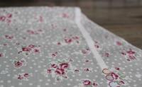 Free Shipping Organic Cotton Fabric Soft Baby Clothing Bedding Fabric Qute Design 100 160cm Textile Tilda