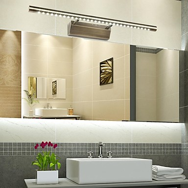 Simple Modern LED Wall Sconces Mirror Wall Lights For Home Indoor Lighting Bathroom Lamp Lampe Murale Lamparas led 5w modern wall lamps indoor bedsides lighting surface mounted wall lights home bathroom painting make up mirror sconces