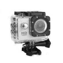 GOLDFOX 1080P Full HD Sport Action Camera 12MP 170D Sport DV Helmet Cam Go Waterproof Pro Photo Picture Camera Video Recorder