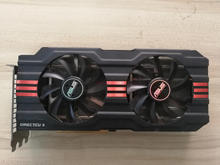 Used graphics card MATRIX R9 280X 3GD5 R9 280X-DC2T-3GD5 player country graphics card