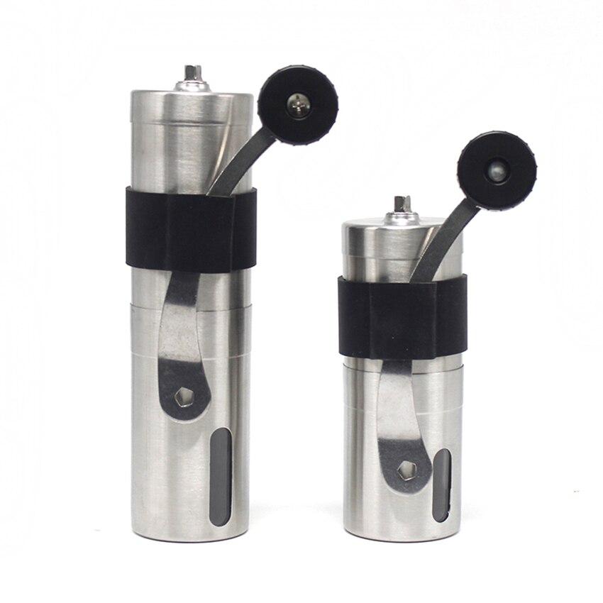 Manual moedor de café 20/30g lavável núcleo cerâmico casa cozinha mini mão moinho de café ferramenta do agregado familiar máquina moagem de café