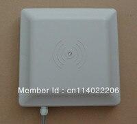 Czytnik UHF RFID czytnik 6 m dalekiego zasięgu, RS232/485 z Wiegand + Bezpłatny SDK (FCC)