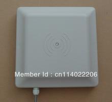 Lecteur RFID UHF, lecteur à longue portée, 6m, RS232/485 avec Wiegand + SDK gratuit, approuvé FCC