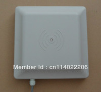 UHF RFID reader 6m long range reader ,RS232/485 with Wiegand +Free SDK (FCC approved)