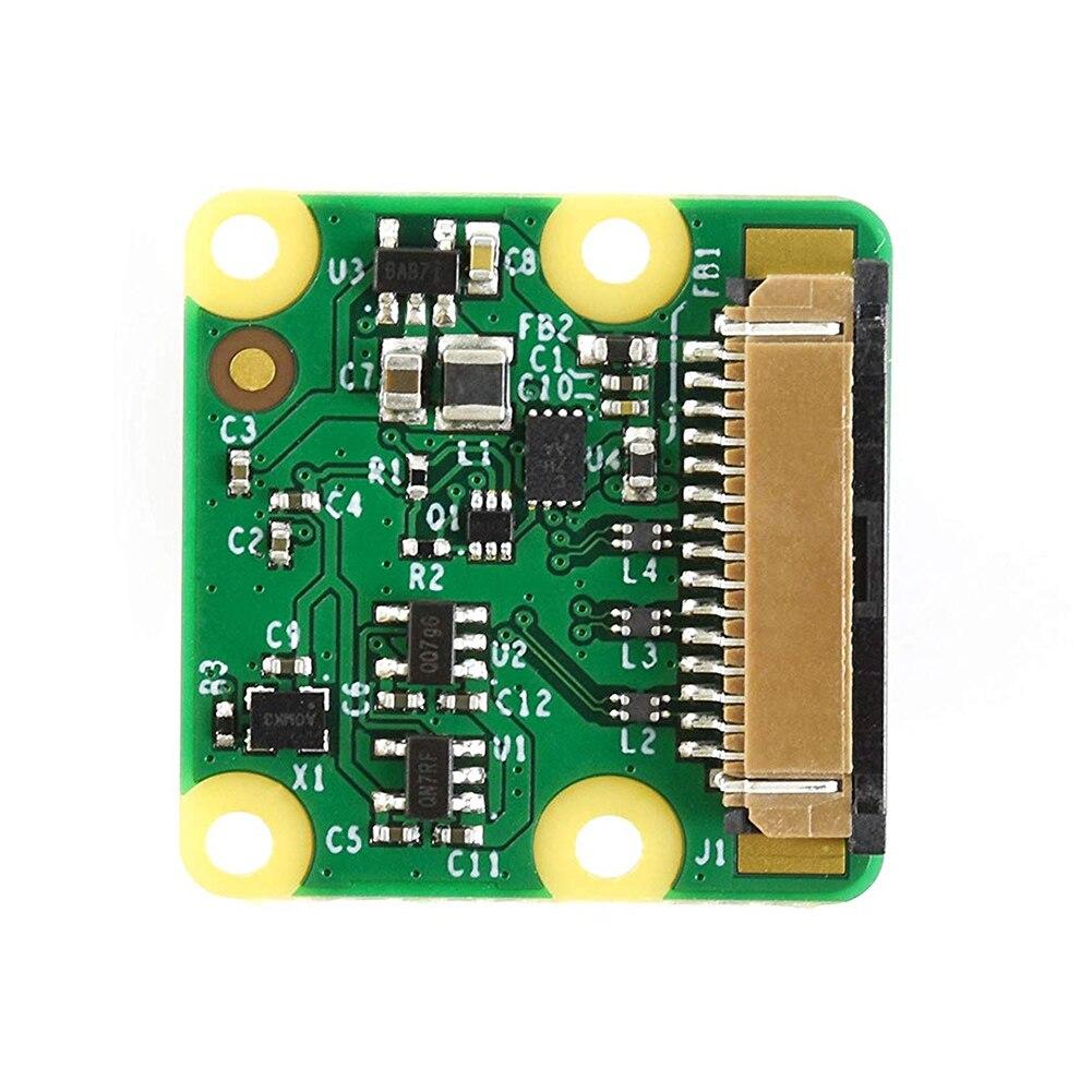 Durable Camera Module 8MP Photograph 160 Degree Wide Angle Still Picture Resolution Video Record Accessories For Raspberry Pi V2
