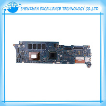 UX21E REV 3.4 for Asus laptop motherboard mainboard I7 CPU 4G with high quality