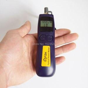 Image 5 - Telecommuniation  70~+10dBm FHP12A Grandway Handheld Mini Fiber Optical Power Meter