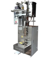 Automatic Plastic Bag Liquid Filling Machine/Sachet Manufacturing Plant