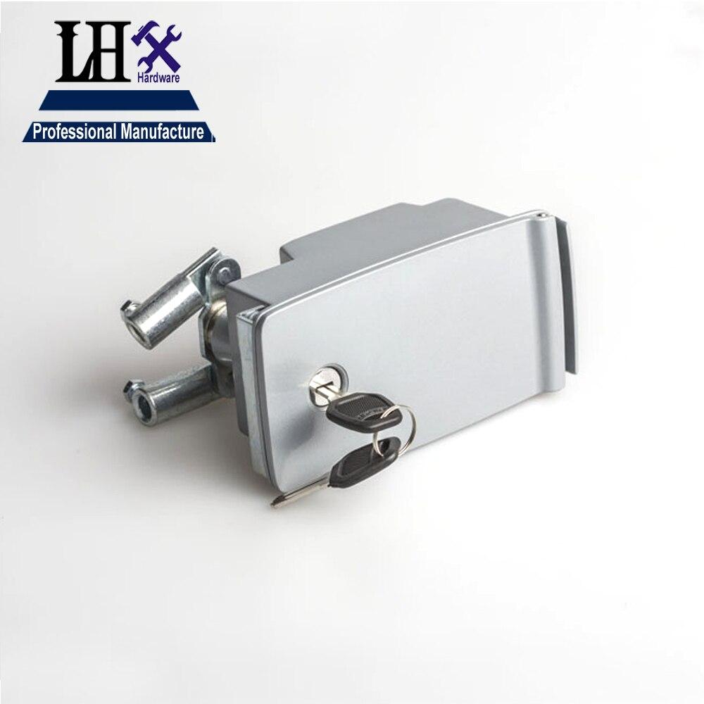LHX Supplies MMS499 Square Box Lock Mechanical Cabinet Lock Electric Box Lock Keyless Handle Cabinet Cam Lock DIY