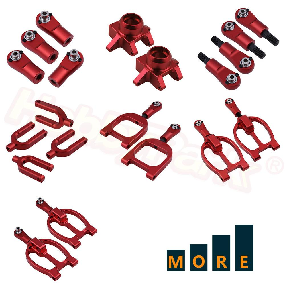 Liga de Alumínio De metal Acessórios Para Corridas FS 1/5 Gasolina Dersert Caminhão Gasolina Modelos Hobby Buggy Baja Upgrade Peças Hop- ups