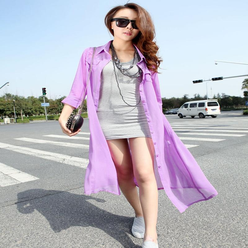 Long Sleeve Blouse Style 99