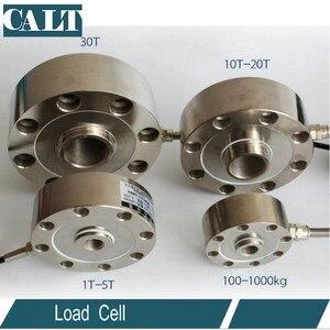 Античастичная нагрузка CALT 10 т 15 т 20 т, емкость, двухнаправленное измерение давления, датчик нагрузки DYLF-102
