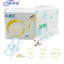 цена на ABC Sanitary Napkin Menstrual pads Feminine Hygiene product Women Health Daily use 240MM Hygienic pads Sanitary Napkin Pads