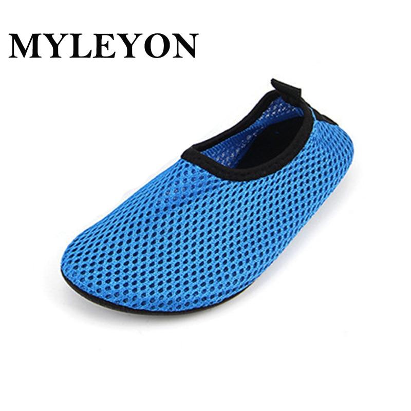 MYLEYON Scarpe estive per l'estate Scarpe per bambini Camminare ad acqua Asciugatura rapida Scarpe sportive per bambini Scarpe da yoga per ragazzi e ragazze