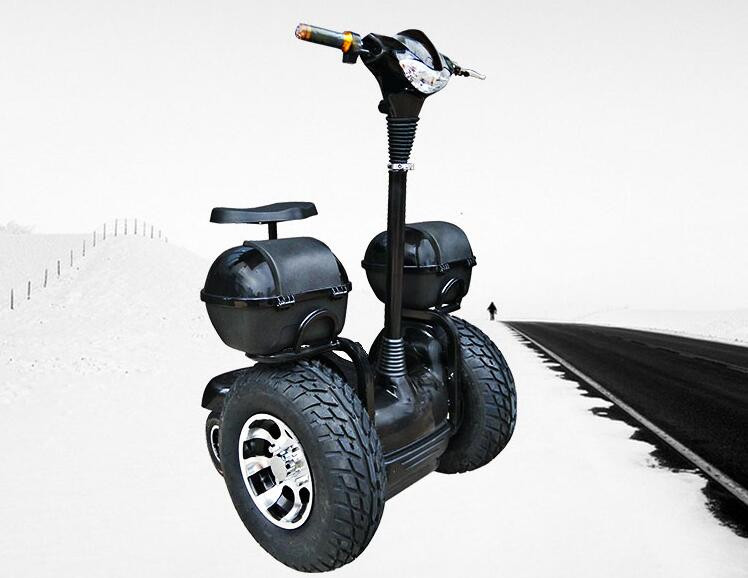 Double de dégager les coutumes et inclus les frais de douane max vitesse 20 km/h 4 roues électrique scooter roulement capacité 130 kg