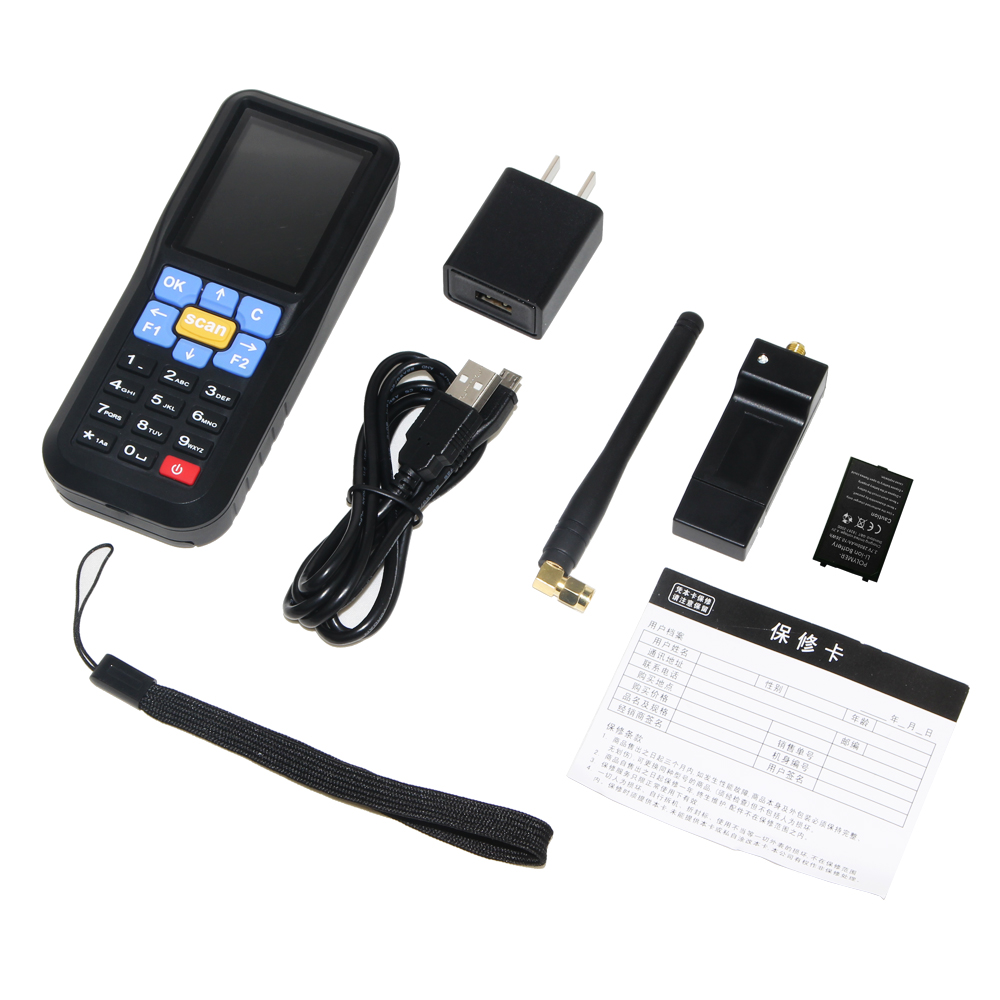 Wireless-Data-Collector-Handheld-Barcode-Reader-Scanner-Laser-Bar-Code-Real-time-POS-Terminal-NT-C6