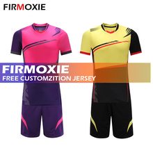 New Style Men's Soccer Jersey Free Custom Your Name Number.Colorful Football Shirt Make You More Eye-catching.