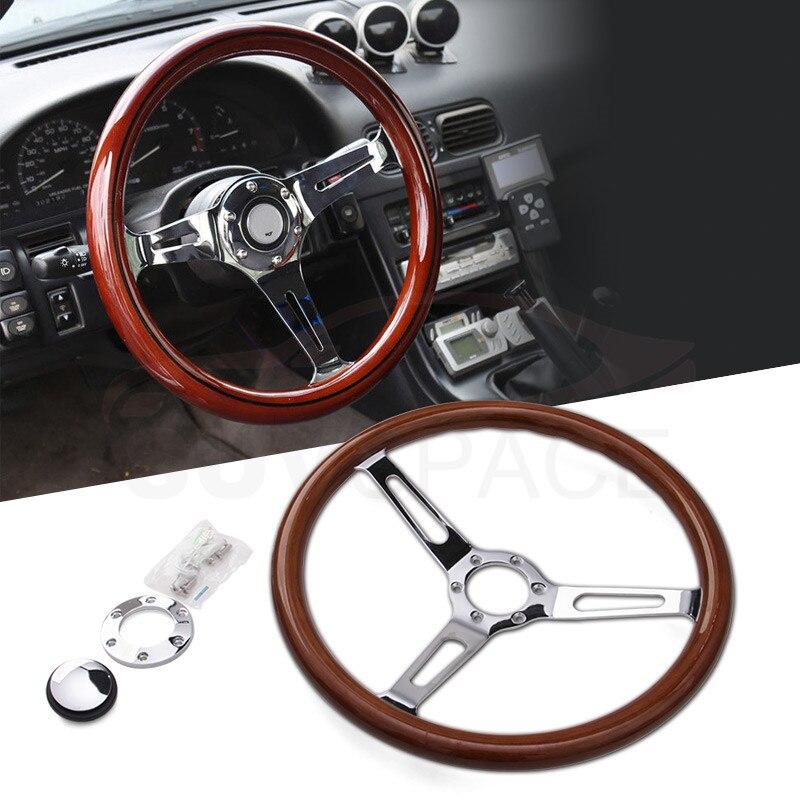 Steering Wheel Short Adapter for Ford  Lincoln Mercury Capri Sable Cougar Black