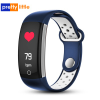 Q6 smart bracelet blood pressure measurement smart band heart rate waterproof fitness watch