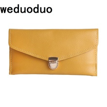 New fashion casual vintage women wallet clutch purses female long hasp money bag card holder high quality  coin pocket bolsas  стоимость