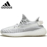 Adidas Yeezy 350 Boost V2 Static New Arrival Men Running Shoes Reflective Comfortable Hollow Black And White Sneakers#EF2905