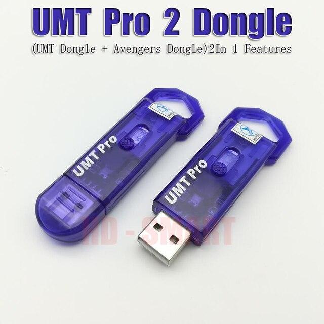 Năm 100% Ban Đầu Mới Umt Pro Dongle/UMT PRO Chìa Khóa (Umt Dongle + AVB Dongle Chức Năng 2 Trong 1) miễn Phí Vận Chuyển