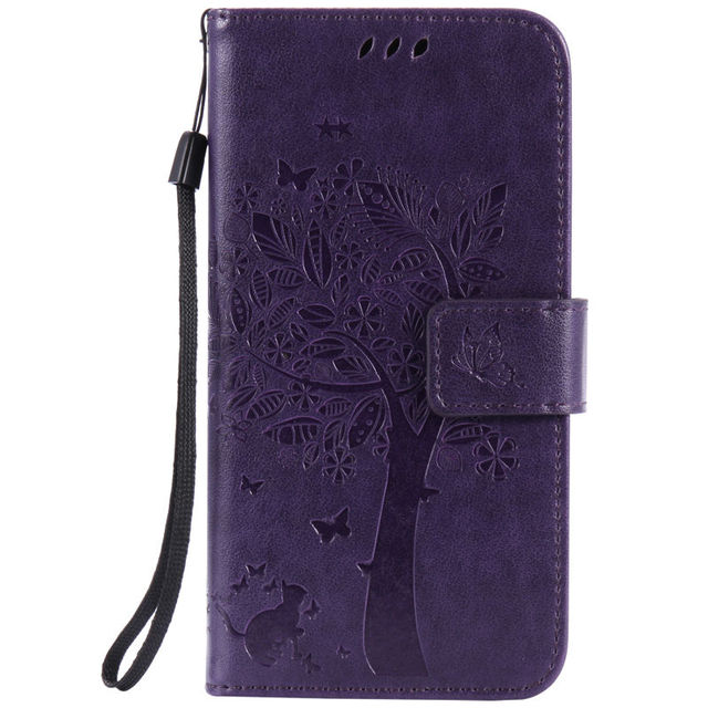 Flip Case for Huawei Honor 4A 4 A SCL-L03 SCL-L04 Case Phone Leather Cover for Huawei Y6 Y 6 SCL SCL-L01 SCL-L21 SCL-U31 Cases