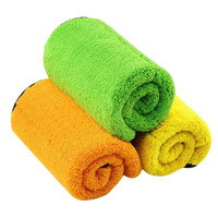 YHYS Microfiber Cleaning Cloth,Auto Care Detailing Polish Wax Towel,Best Car Wash Product,3pcs