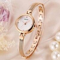 KEZZI Luxury Brand Watches For Women Fashion Quartz Bracelet Wristwatches Alloy Clocks Reloj
