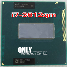 INTEL CPU I7-3612QM SR0MQ Scrattered-Pieces Official-Version 35W
