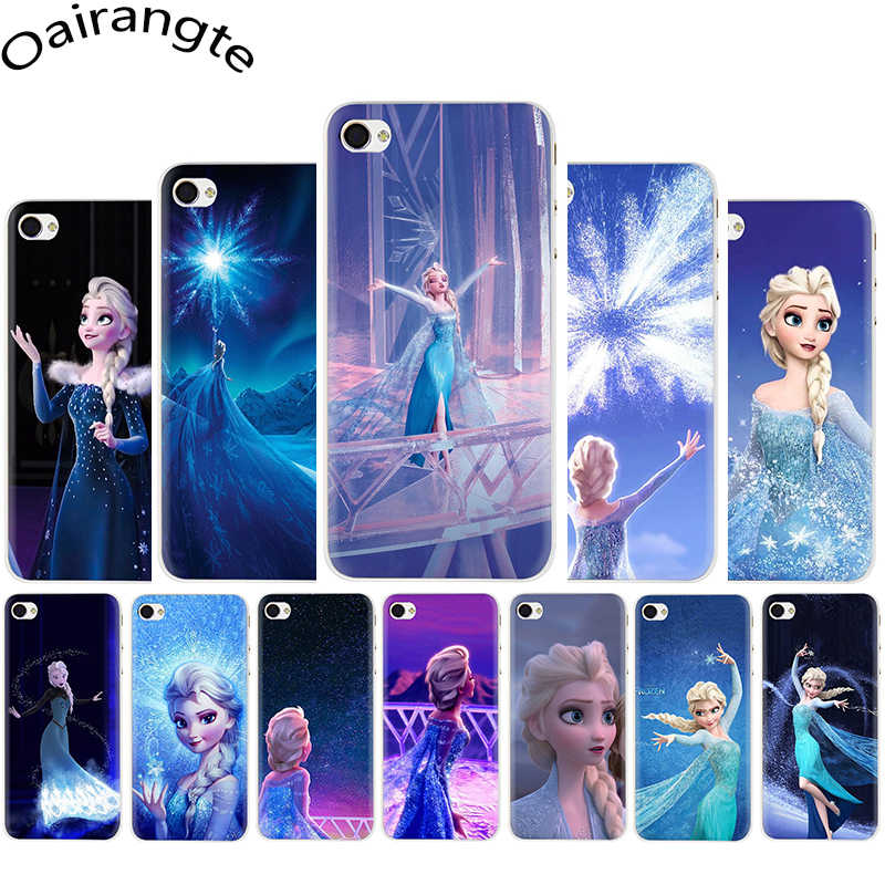 Movie Frozen Hard phone cover case for iphone 5 5s 5C SE 6 6s 7 8 Plus X XR XS 11 pro Max
