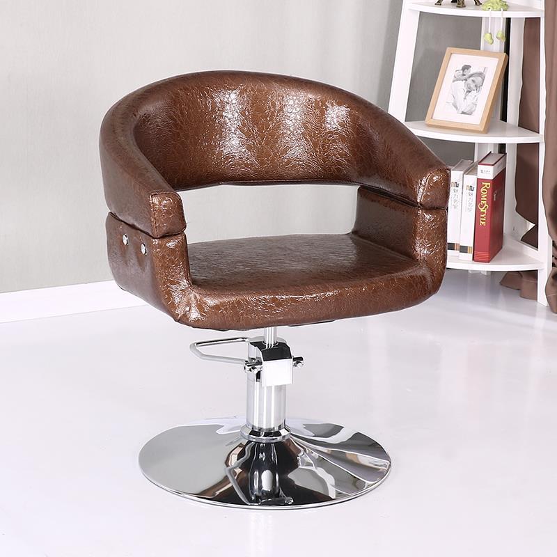 Schoonheidssalon Mueble Stoelen cappersstoelen Barbeiro Hair Sedie De Belleza Sedia Cadeira Salon Barbearia Silla парикмахерское кресло - Цвет: MODEL X