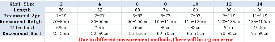 family stain robes size chart 1