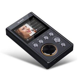 Image 2 - Profissional de alta fidelidade lossless mp3 music player dsd 64 256 flac alac mini esporte correndo áudio digital 24bit 192khz dac amp