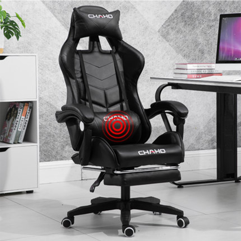 Computer Gaming adjustable height gamer rotating armrest pc Chair Home office Chair Internet Chair Free shipping to Russia цена