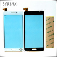 White Touch Screen Panel For Prestigio MultiPhone PAP5300 PAP 5300 Duo SmartPhone Touch Panel Digitizer Glass