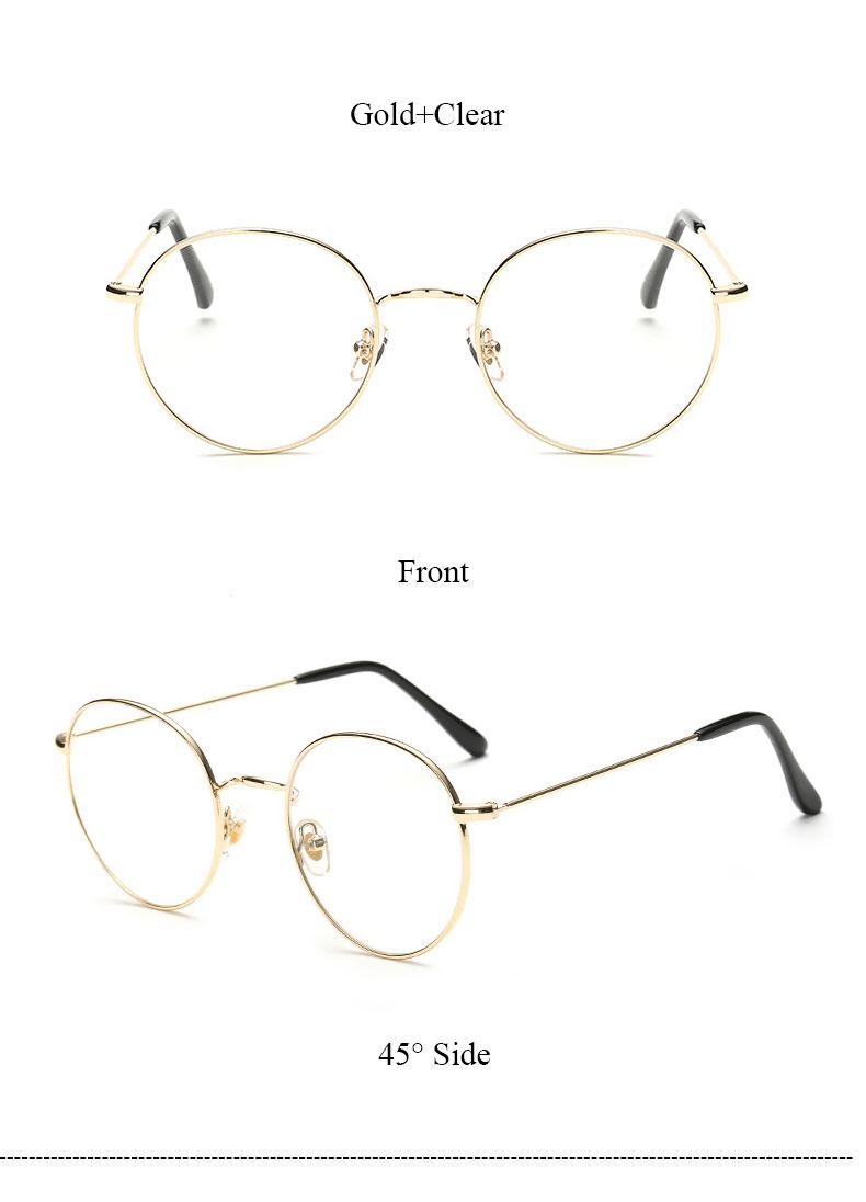 HTB1G6yiQVXXXXXxXFXXq6xXFXXXw - Round Sunglasses Women Retro Brand Designer Classic Rose Gold Steampunk Sun Glasses Men UV400 Rayed Mirror Female UV400