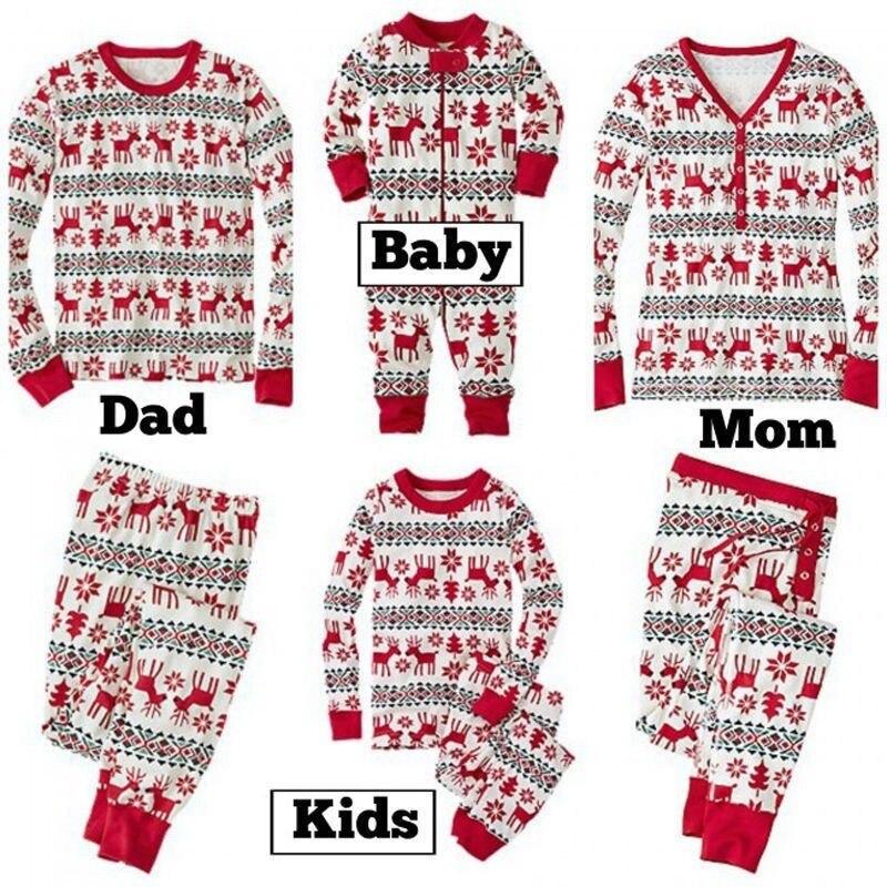 LILIGIRL; комплект из 2 предметов; рождественские Семейные комплекты; Новинка года; домашняя пижама с принтом для мамы, папы, дочери и сына