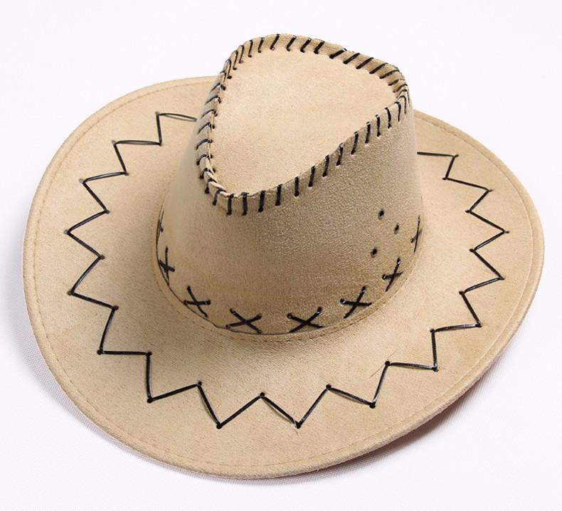 1bd5689fcb6 DreamShining 16 Colors Men s Cowboy Women Hat Sun Hat Collapsible Straw Hat  Travel Cowboy Hat Face Protection Summer Belt CapUSD 5.93 piece