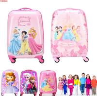 Carry on Suitcase with Wheels Kids Spinner Luggage School Rolling Bag Trolley School Bag Children's Suitcases Trolly Backpacks