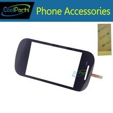 1 шт./лот высокое качество черный цвет для zte v795 сенсорный экран digitizer сенсорный стекло сенсорная панель с 3 м ленты клей