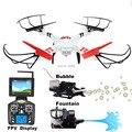 WLtoy V686G FPV RC quadcopter drone helicóptero con 5.8G WIFI Real en tiempo de la Burbuja Fuente VS Syma X5C X8W X8HC X8HW X8G X8C