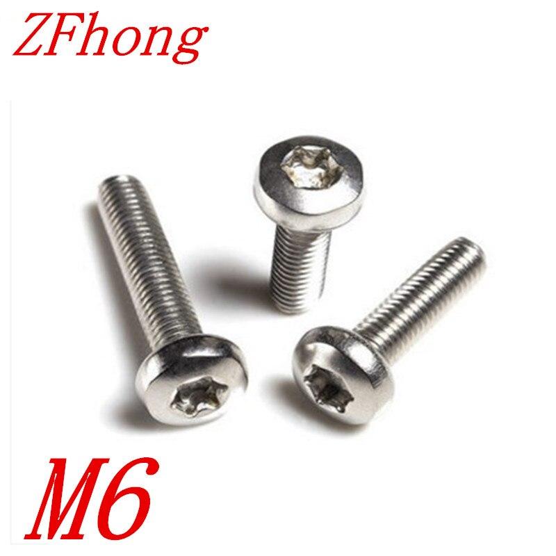 M5 Torx Screws Pan Head Torx Screws Pack of 20-piece