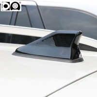 Impermeabile pinna di squalo antenna auto speciale auto radio antenne Stronger segnale Pianoforte vernice Adatto per la maggior parte dei modelli di auto