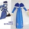 Fairy Tail Juvia Lockser cosplay Anime personalizado qualquer tamanho