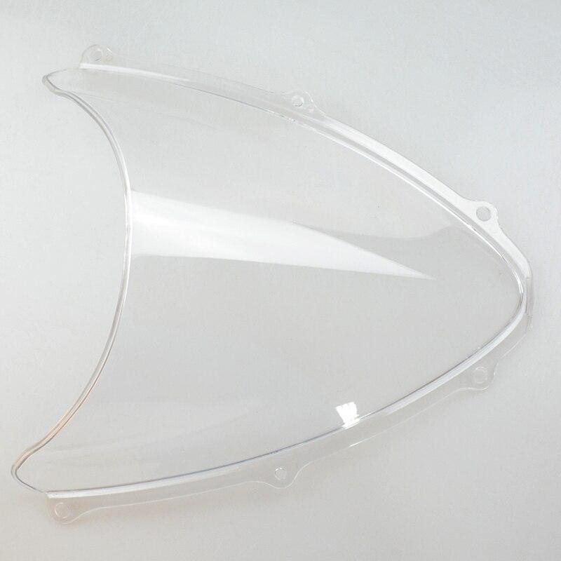 Sale Motorbike Double Bubble Windscreen Windshield Shield Screen For SUZUKI GSXR600 GSXR750 GSXR 600 750 K6 2006 2007