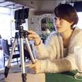 Universal Portátil Trípode 4 Secciones Trípode + Soporte Para El Teléfono Celular Smartphone Canon Sony Nikon Cámara Compacta Envío Libre