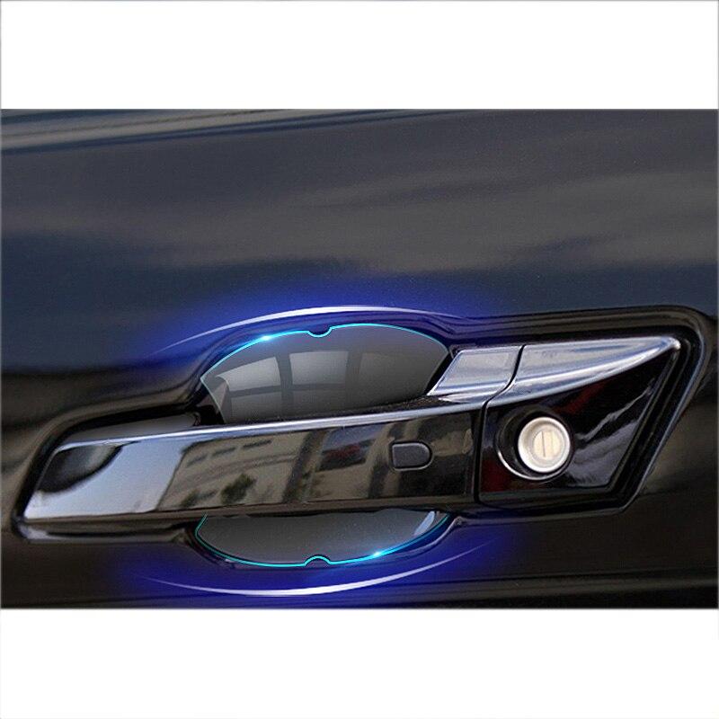 lsrtw2017 OPVC car door bowl anti-scratch film for changan cs15 cs35 cs75 cs95 cs55 2010-2019